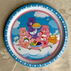 Care Bears Child Dinnerware Plate 🤩5/$15 Sale🤩